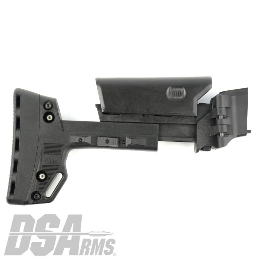 ds arms 090P-BRS-A SA58 FAL Fully Adjustable PARA B.R.S. - Battle Rifle Stock fal para stock conversion 7