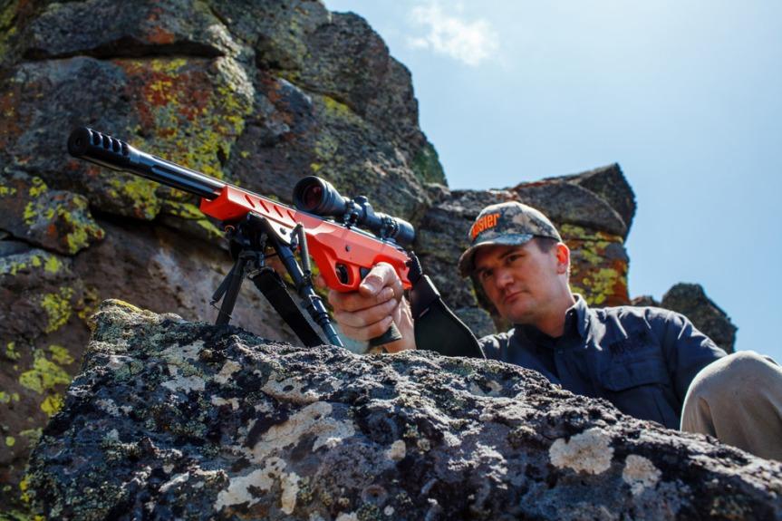 nosler hunting handgun nosler model 48 nosler custom handgun m48 NCH 6