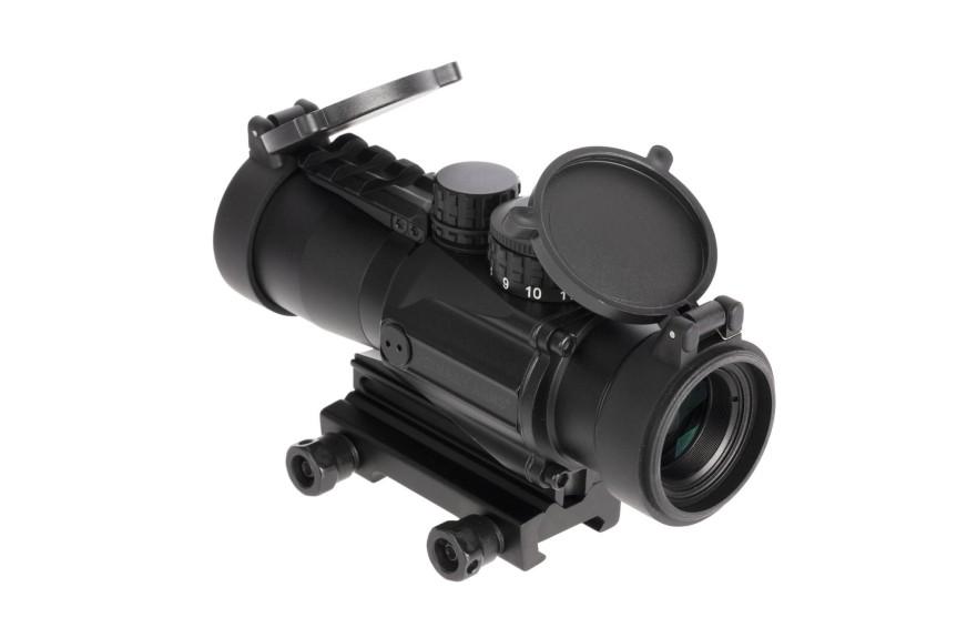 Primary arms gen ii 3x compact prisim scope illuminated acss cqb-m2 5.56 reticle PAC3X-GENII-ACSS-5.56 3