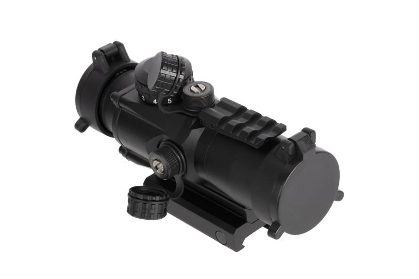 Primary arms gen ii 3x compact prisim scope illuminated acss cqb-m2 5.56 reticle PAC3X-GENII-ACSS-5.56 7