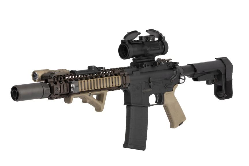 Primary arms gen ii 3x compact prisim scope illuminated acss cqb-m2 5.56 reticle PAC3X-GENII-ACSS-5.56 9.jpg