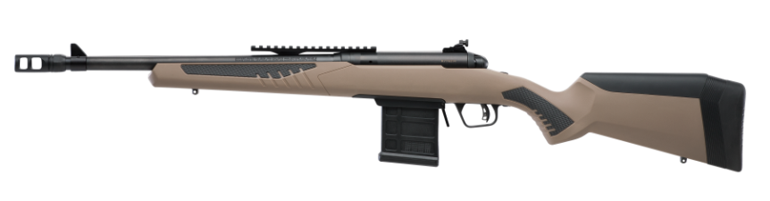 savage firearms savage 110 scout rifle 2