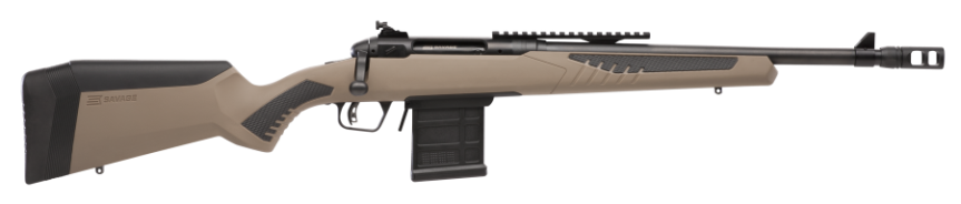 savage firearms savage 110 scout rifle 3