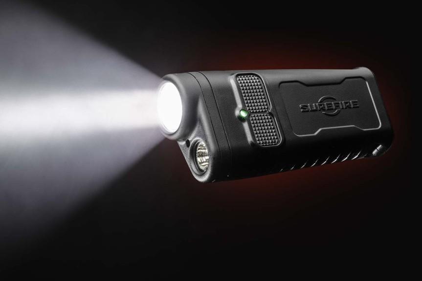 surefire flash light. taclight tac light tactical light surefire dbr guardian light 4
