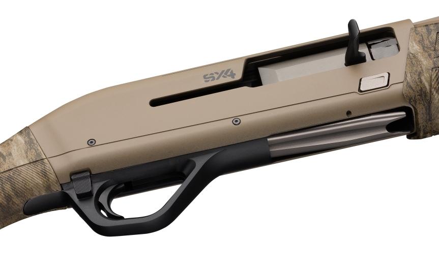 winchester 12guage shotgun SX4 Hybrid Hunter - Mossy Oak Mossy Oak Bottomlands 048702016943 3