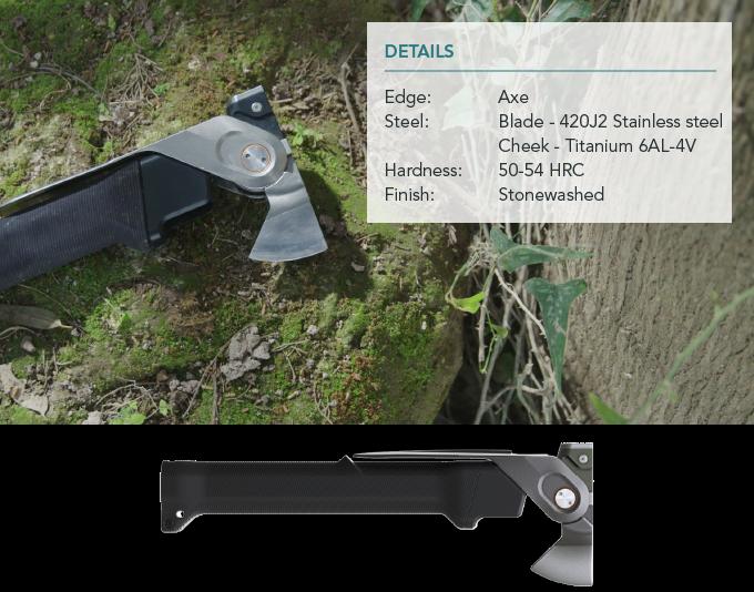 combar heavy duty multi tool. bushcraft multi tool axe shovel combo titanium edc prepper multi tool 9