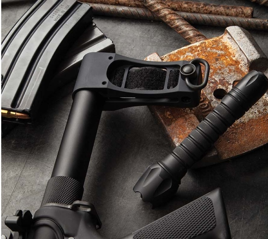 DOUBLESTAR CORP STRONGARM PISTOL BRACE ANOTHER OPTION IN THE GROWING PISTOL BRACE MARKET 6