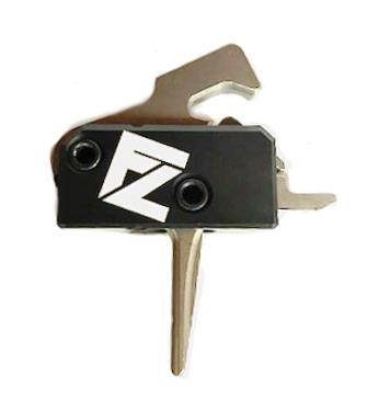 fail zero ar15 trigger group flat trigger drop in for the ar15 3 gun ar15 trigger flatty trigger 1