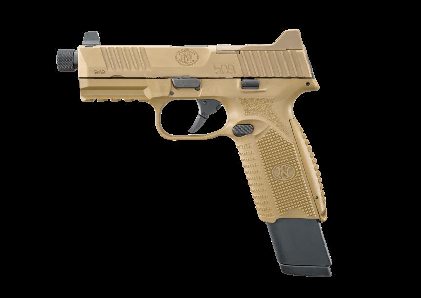 fn american fn509 tactical 509 tactical 10