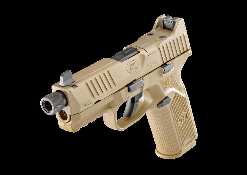 fn american fn509 tactical 509 tactical 4