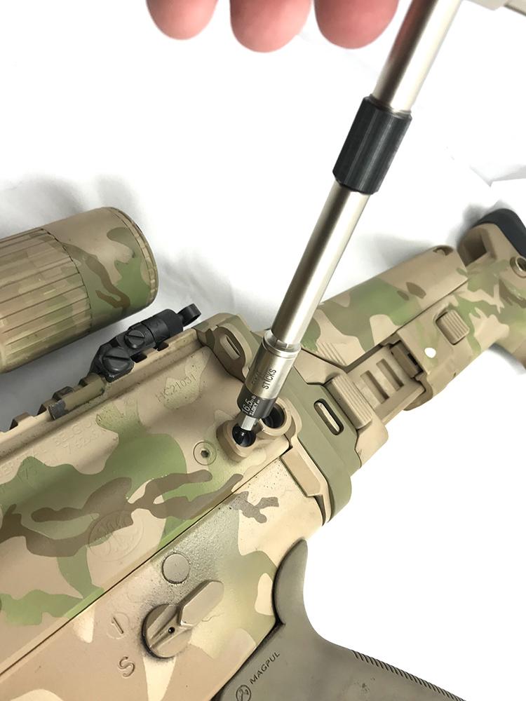 kinetic development group fn scar tool kit. fn scar field kit kdg scar accessories tool5-010 6