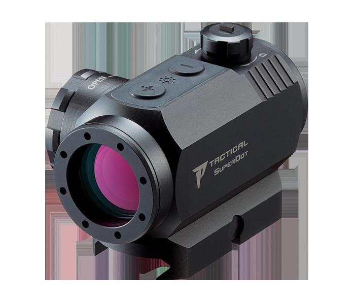 nikon p-tactical superdot red dot sight light weight ar15 optic red dot 16510 2