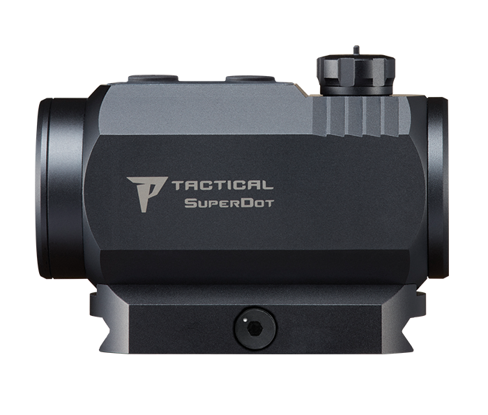 nikon p-tactical superdot red dot sight light weight ar15 optic red dot 16510 4