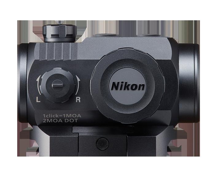 nikon p-tactical superdot red dot sight light weight ar15 optic red dot 16510 5.png