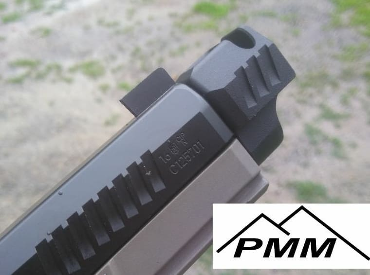 parker mountain machine czp10c compensator cz comp p10c comp shadow ii comp 3
