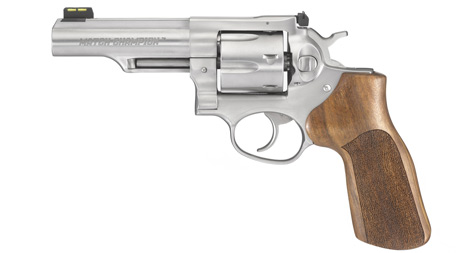 RUGER SHOWS OFF THE NEWER GP100 MATCH CHAMPION IN 10MM