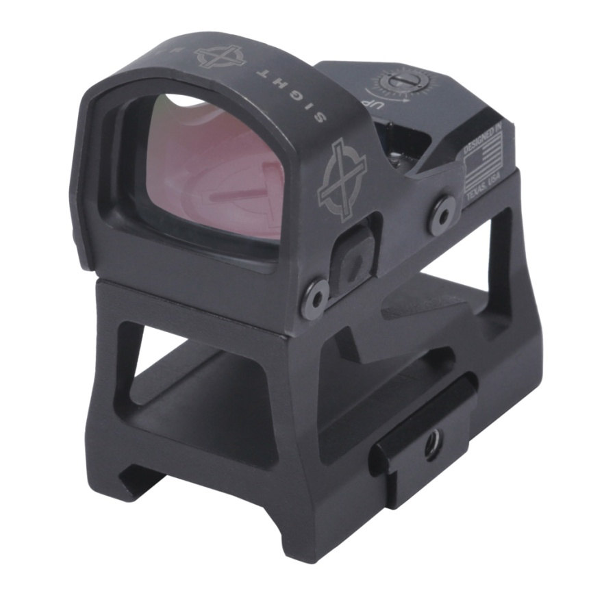 sight mark MINI SHOT M spec fms pistol red dot rmr red dot sm26043 12