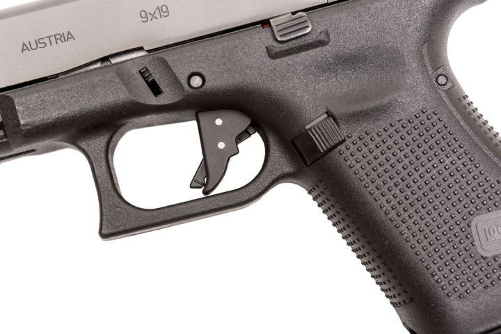 tango down larry vickers tactical custom glock trigger vtct flat glock trigger 1