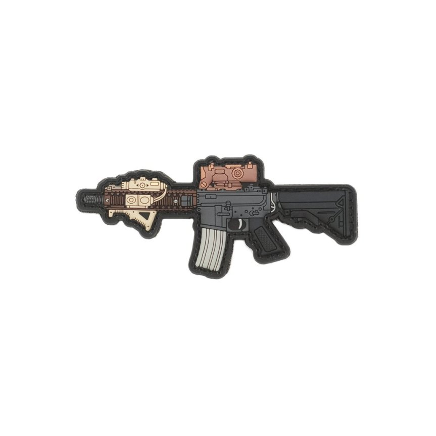 TINYCRUMB NEW PATCH CQBRW BLOCKII V3 PATCH M4A1 CQBR with Block II SOPMOD Mk 18 Mod 1 or Mk 18- 1