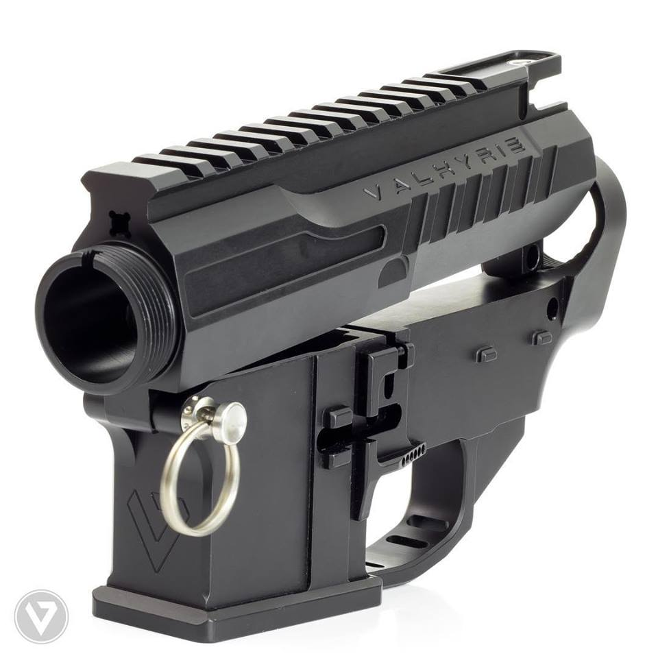 VALKYRIE DYNAMICS DEBUTS NEW AR15 UPPER RECEIVER