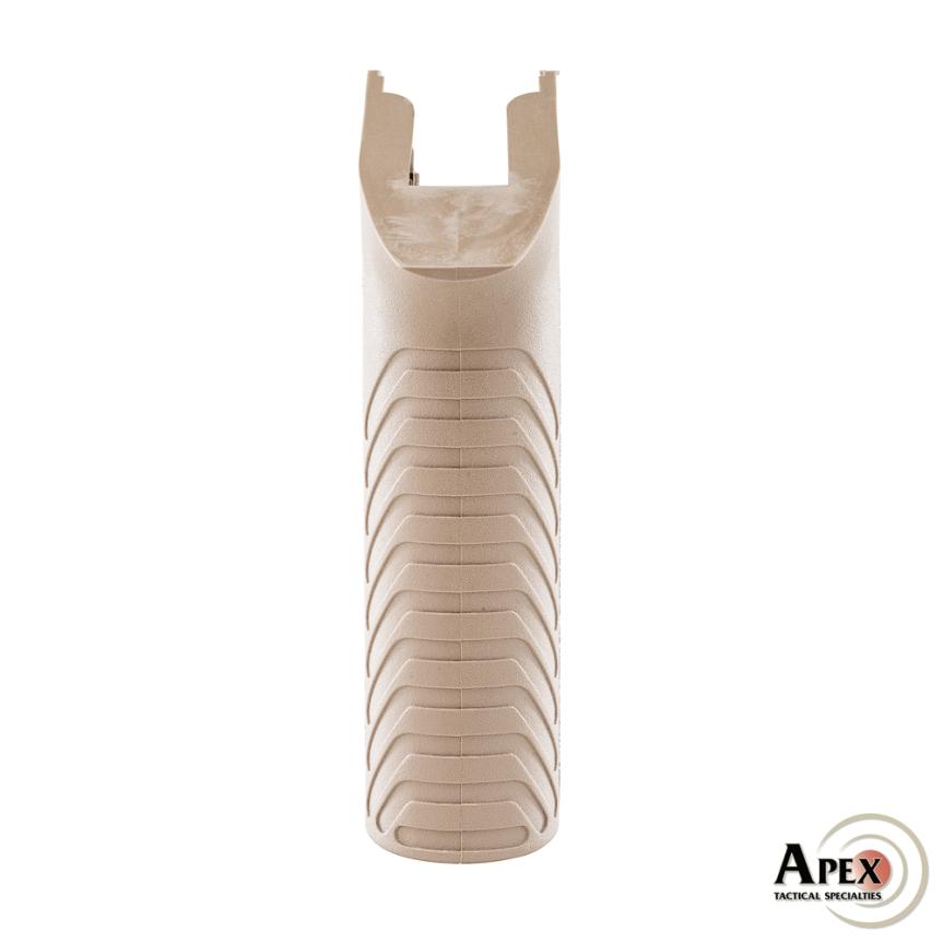 Apex tactical optimized cz scorpion grip EVO 3 S1 sbr fde 4