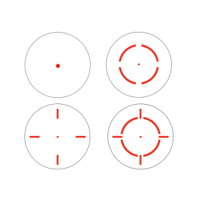 bushnell optics mini cannon red dot ar15 optics tactical red dot for rifle trijicon mro black rifle sights BT71XRDX 4 bushnell optics mini cannon red dot ar15 optics tactical red dot for rifle trijicon mro black rifle sights BT71XRDX 4