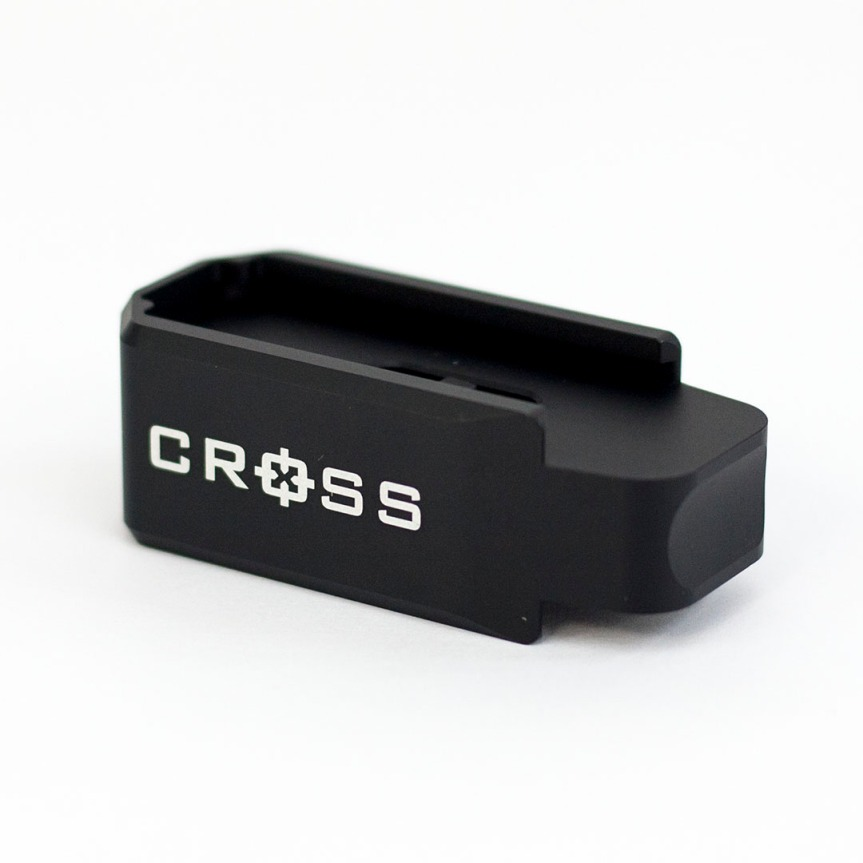 cross armory double stack 10 round pmag base plate magazine coupler ar15 cali mag a