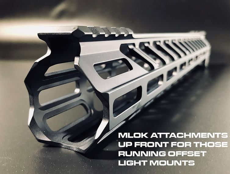 fortis manufacturing switch mod 2 rail ar15 fortis rail tuck under ar15 FTS-SWITCH-556-15-ML-BLK 4