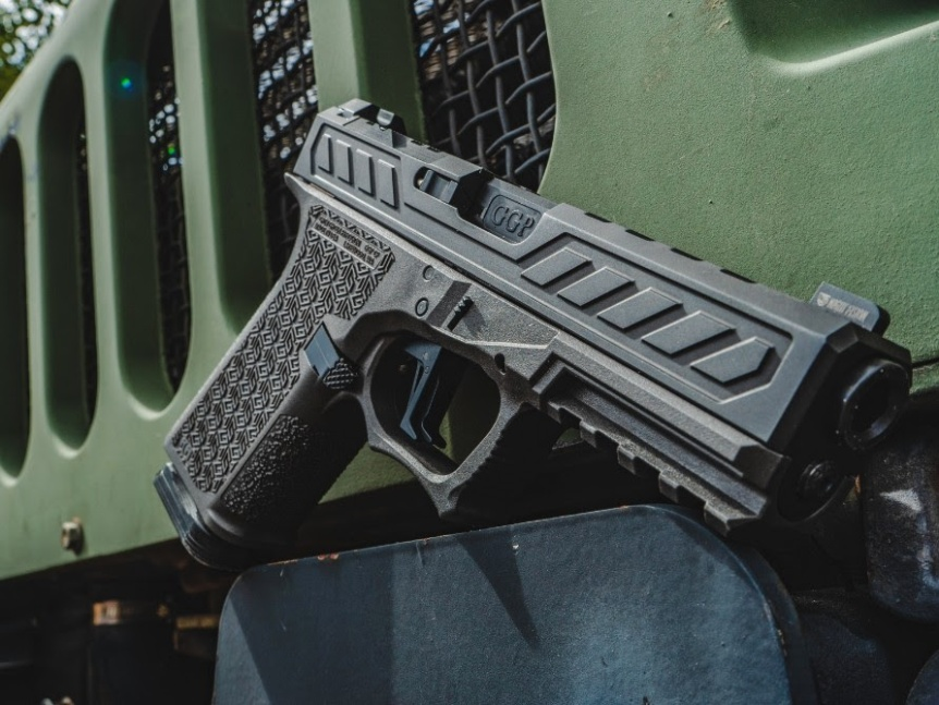 GREY GHOST PRECISION ROLLS OUT MUCH ANTICIPATED GGP COMBAT