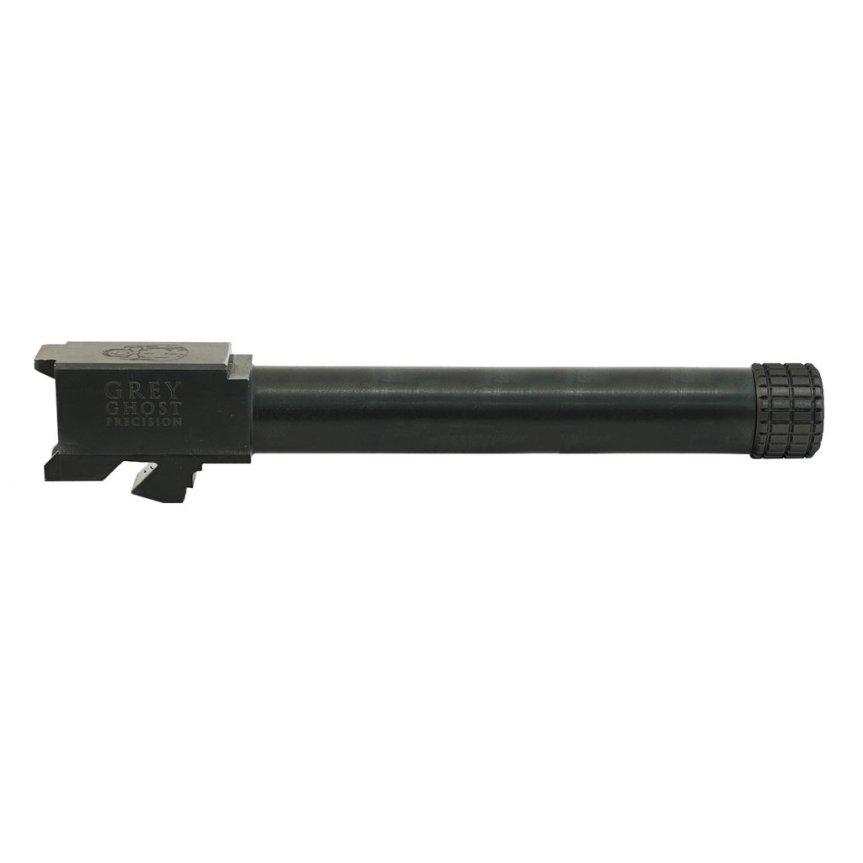 grey ghost precision glock barrels match grade glock barrel glock 40 custom glocks BARREL-G17 NT BN 3
