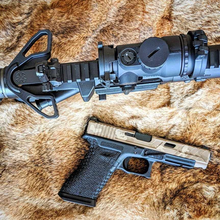 jl billet kali key bolt action ar15 bolt action ar-15 bolt action ar10 black rifle tactical sniper rifle. ar 15 sniper 556 223 308 6.jpg