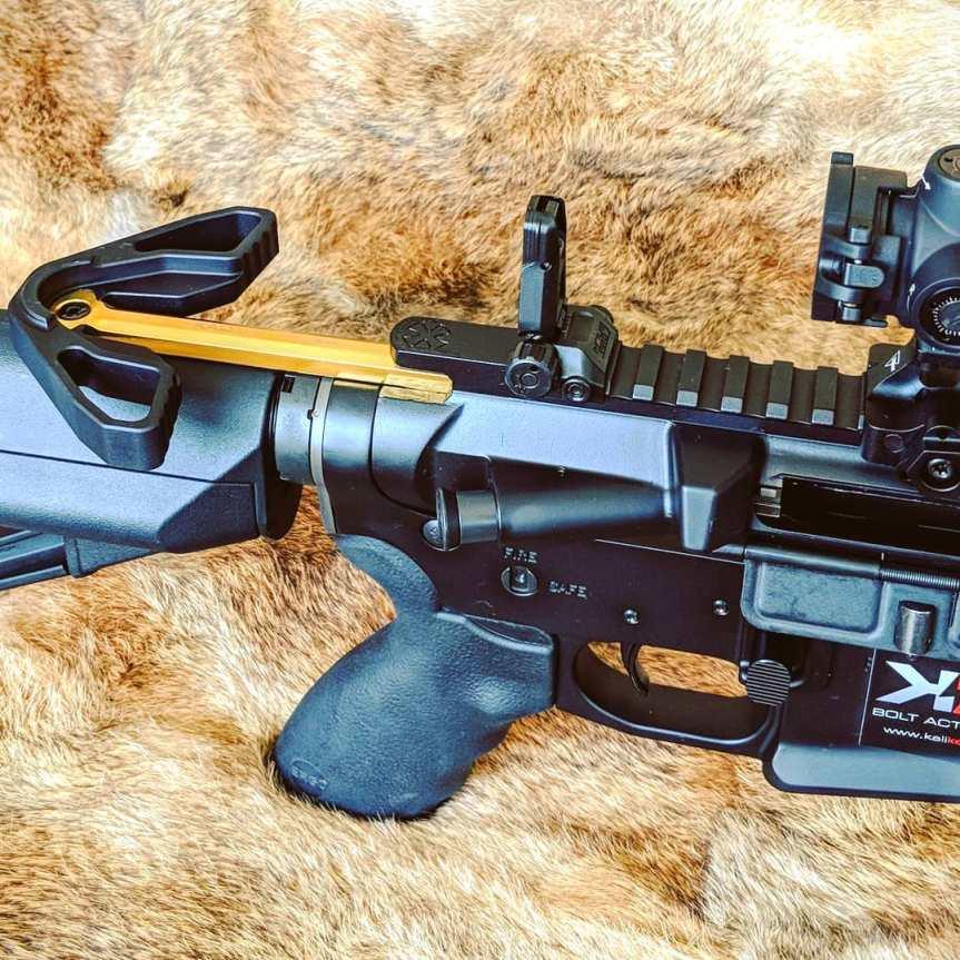jl billet kali key bolt action ar15 bolt action ar-15 bolt action ar10 black rifle tactical sniper rifle. ar 15 sniper 556 223 308 7