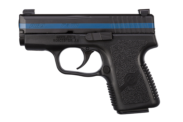 kahr arms thin blue line pm9 special edition pistol 9mm conealed carry gun ccw cwl 1.jpg