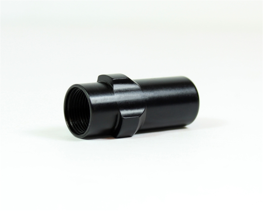 kaw valley precision kvp hk 3 lug adapter 3 lug suppressor adapter 9mm 28tpi 9mm 36tpi mp5 suppressor  2.jpg