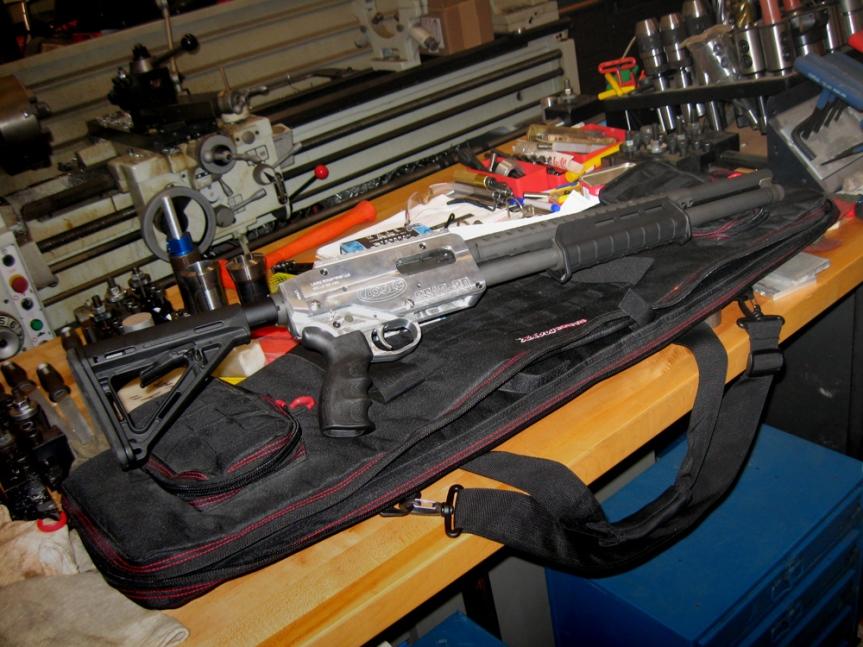 logic industries 80 percent shotgun  mossberg 80percent 80% shotgun ar15 shotgun  2.jpg