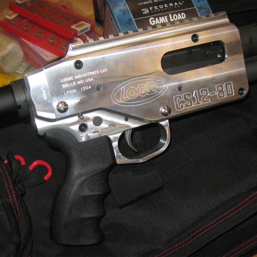logic industries 80 percent shotgun  mossberg 80percent 80% shotgun ar15 shotgun  3.jpg