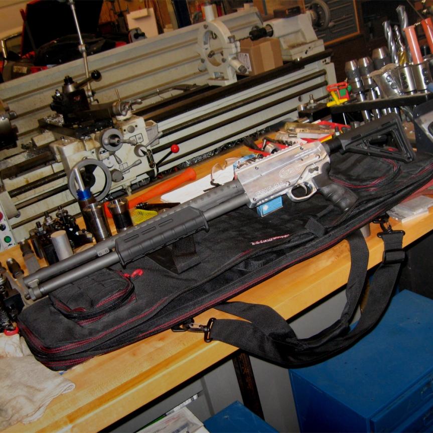 logic industries 80 percent shotgun  mossberg 80percent 80% shotgun ar15 shotgun  4.jpg