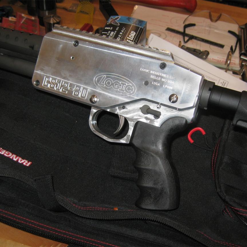 logic industries 80 percent shotgun  mossberg 80percent 80% shotgun ar15 shotgun  5.jpg