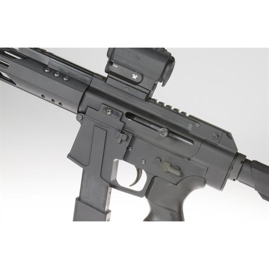lone wolf distributors alphawolf pistol caliber carbine pcc 45 ar15 ar45 pistol ar15 45 acp AW-PCC 6