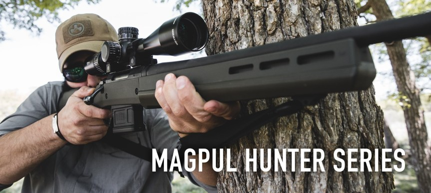 magpul hunter american stock ruger american sniper rifle magpul upgrade markesmen rifle tactical sniper  1.jpg