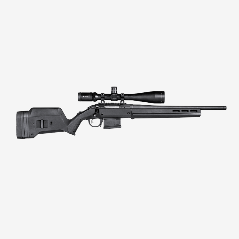magpul hunter american stock ruger american sniper rifle magpul upgrade markesmen rifle tactical sniper 3