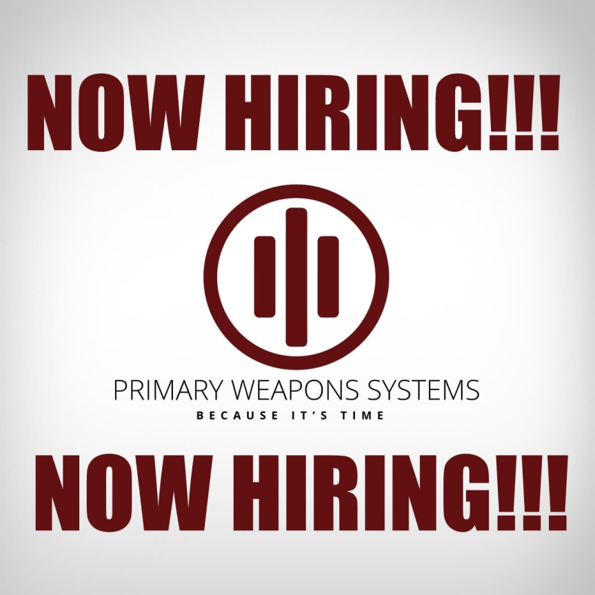 Manufacturer-Primary-Weapon-Systems