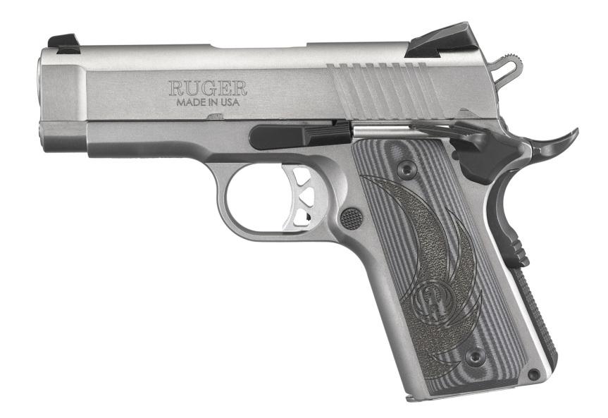 ruger sr1911 officer style pistol sr1911 45acp 6762 stainless 1911 frame  1.jpg