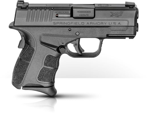 springfield armory xds mod.2 9mm XDSG9339BT XDSG9339B XDSG9339BVR concealed carry 9mm ccw 9mm small sub compact firearm pistol 4