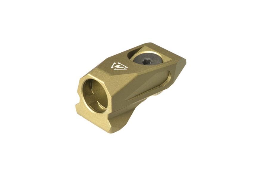 strike industries SI-LINK-AQD link angled qd mount mlok qd keymod qd tactical black rifle ar15 4