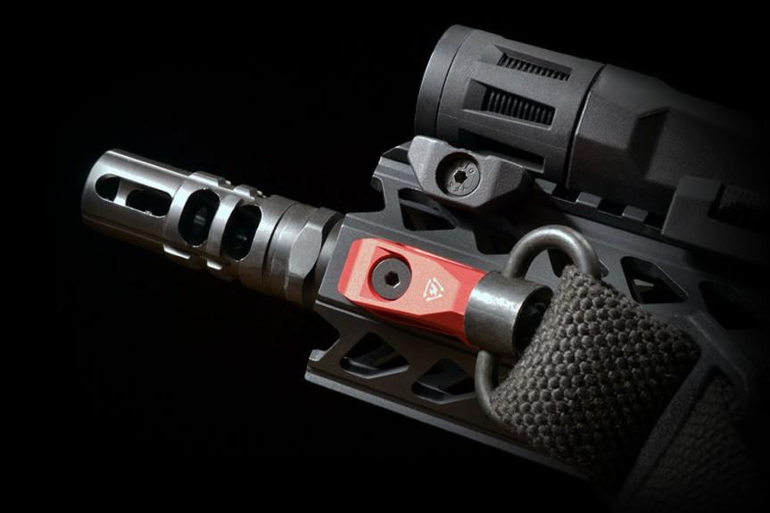 strike industries SI-LINK-AQD link angled qd mount mlok qd keymod qd tactical black rifle ar15 7
