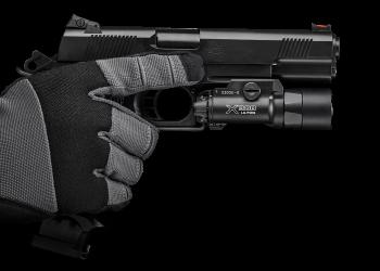 surefire x300u 1000lumen tactical light pistol light tactical pistol light black rifle light 084871319065 3