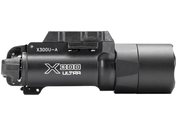surefire x300u 1000lumen tactical light pistol light tactical pistol light black rifle light 084871319065 5