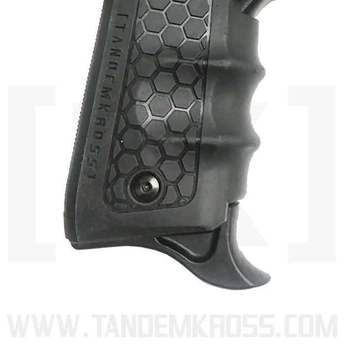 TANDEMKROSS DEBUTS THE TOMAHAWK MAGAZINE BUMPER FOR THE RUGER 22 45 PISTOL racegun 22 TK26N0294BLK1 2