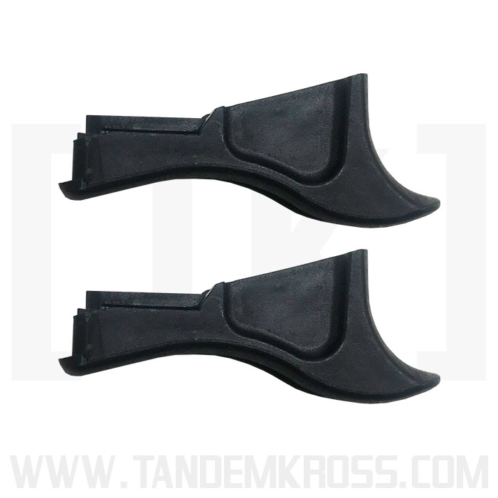 TANDEMKROSS DEBUTS THE TOMAHAWK MAGAZINE BUMPER FOR THE RUGER 22 45 PISTOL racegun 22 TK26N0294BLK1 3